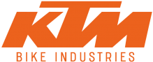 Logo-KTM Bike Industries
