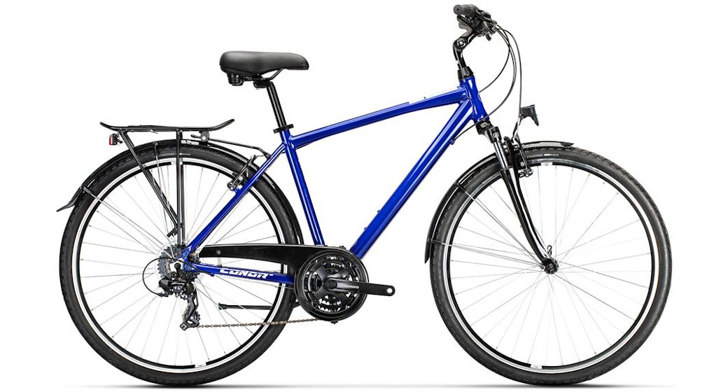 "CONOR CITY 24S MAN 28"" ALLUMINIO"